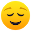 Feedback Emoji Smiling Face